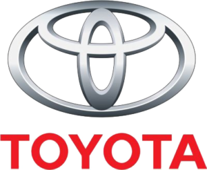 Business Unit Logo For Toyota