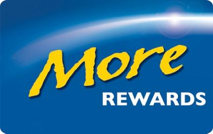 Business Unit Logo For More Rewards