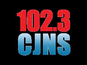Business Unit Logo For 102.3 CJNSfm
