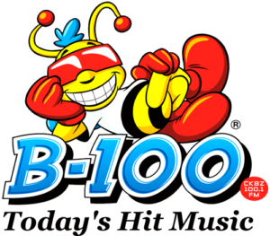 Business Unit Logo For B-100 FM