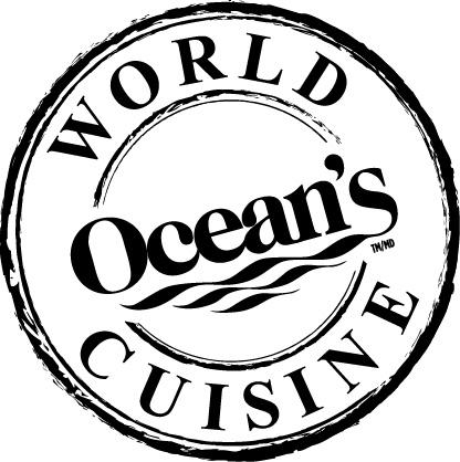 Business Unit Logo For Ocean's World Cuisine