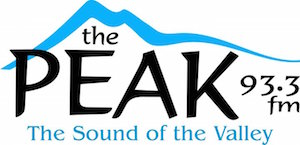 Business Unit Logo For 93.3 The Peak