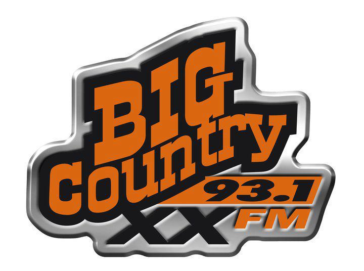 Business Unit Logo For Big Country 93.1 XX FM