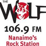 Business Unit Logo For 106.9 The Wolf