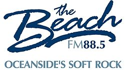 Business Unit Logo For 88.5 The Beach