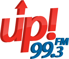 Business Unit Logo For Up! 99.3FM