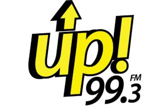 Business Unit Logo For Up! 99.3FM