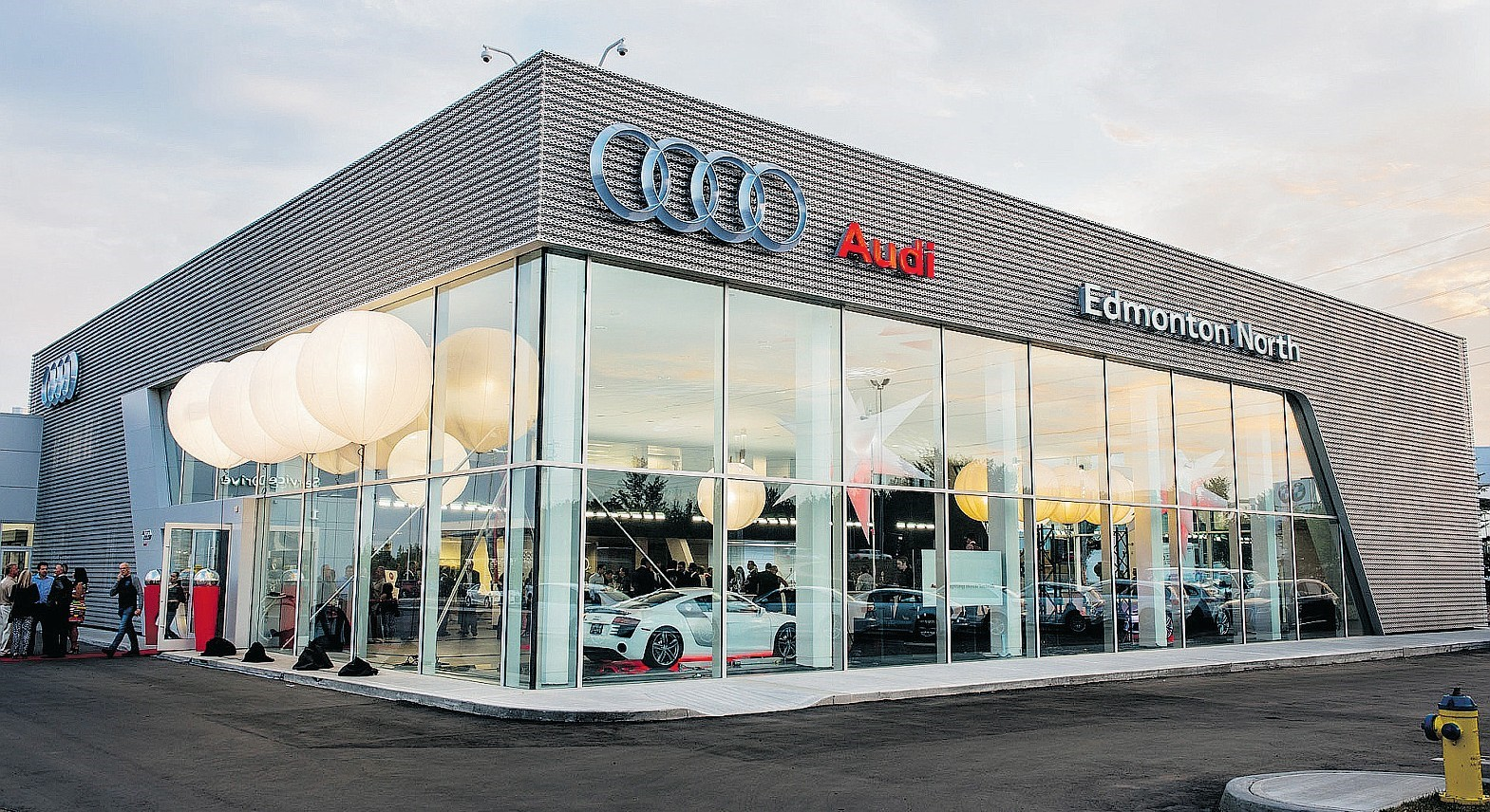 Audi Expands With New Dealership The Jim Pattison Group